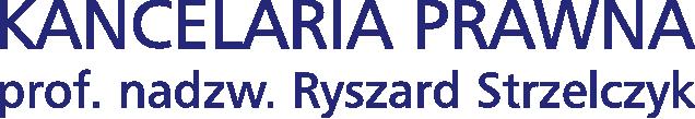 Kancelaria Prawna Ryszard Strzelczyk